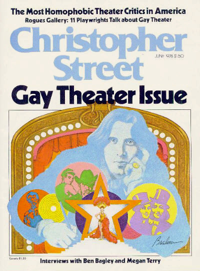 'Christopher Street' June 1978