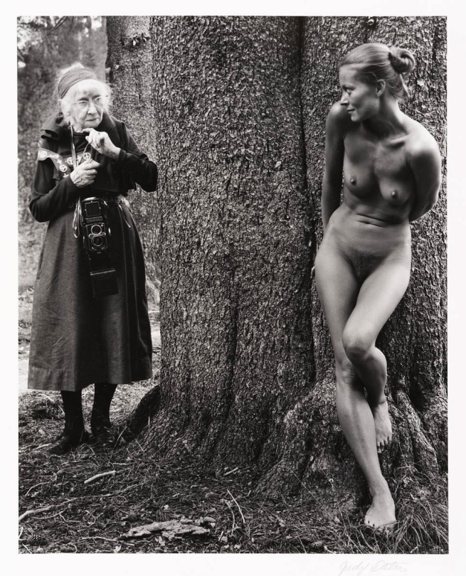 Judy Dater. 'Imogen and Twinka at Yosemite' 1974