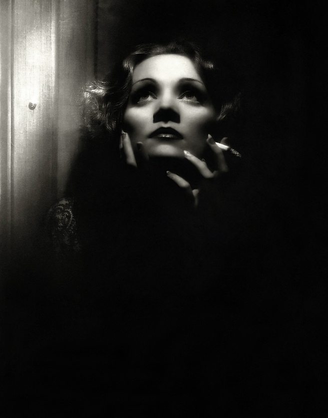 Don English. Marlene Dietrich in 'Shanghai Express' 1932