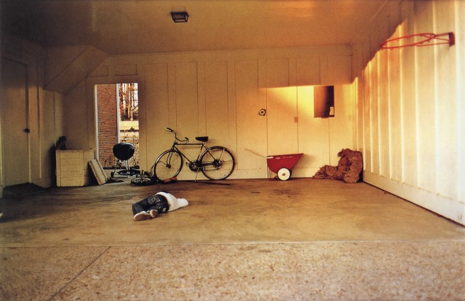 William Eggleston. 'Whitehaven, Mississippi' 1972