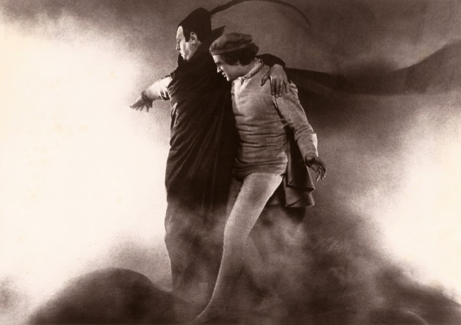 Hans Natge Still from the film 'Faust' 1926