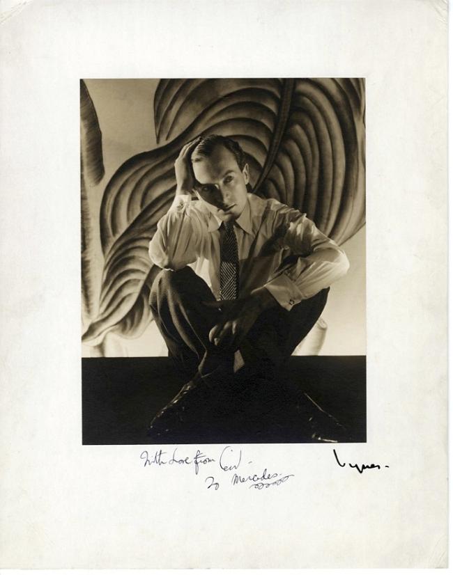 George Platt Lynes. 'Cecil Beaton' Undated