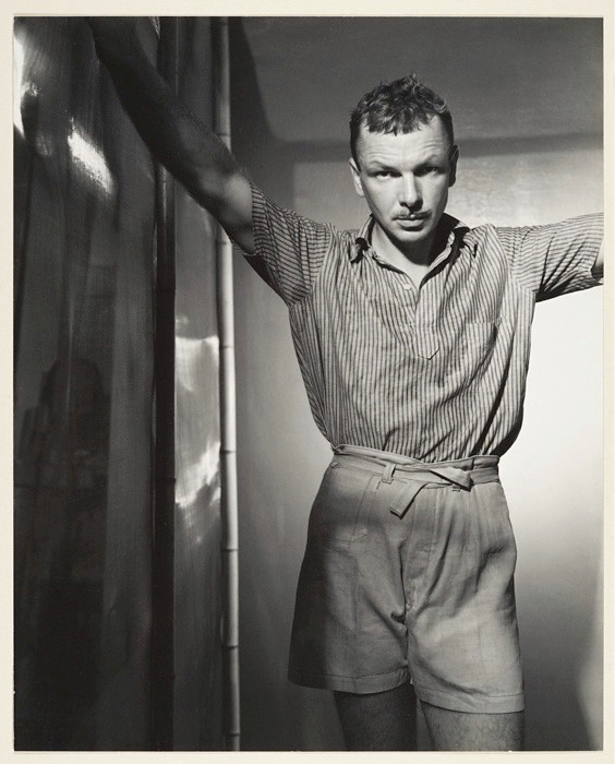 George Platt Lynes. 'Jared French' 1938