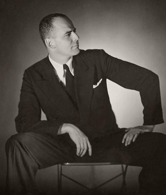 George Platt Lynes. 'Lincoln Kirstein' 1940s-50s