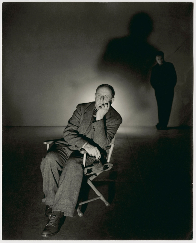 George Platt Lynes. 'Marsden Hartley' 1942