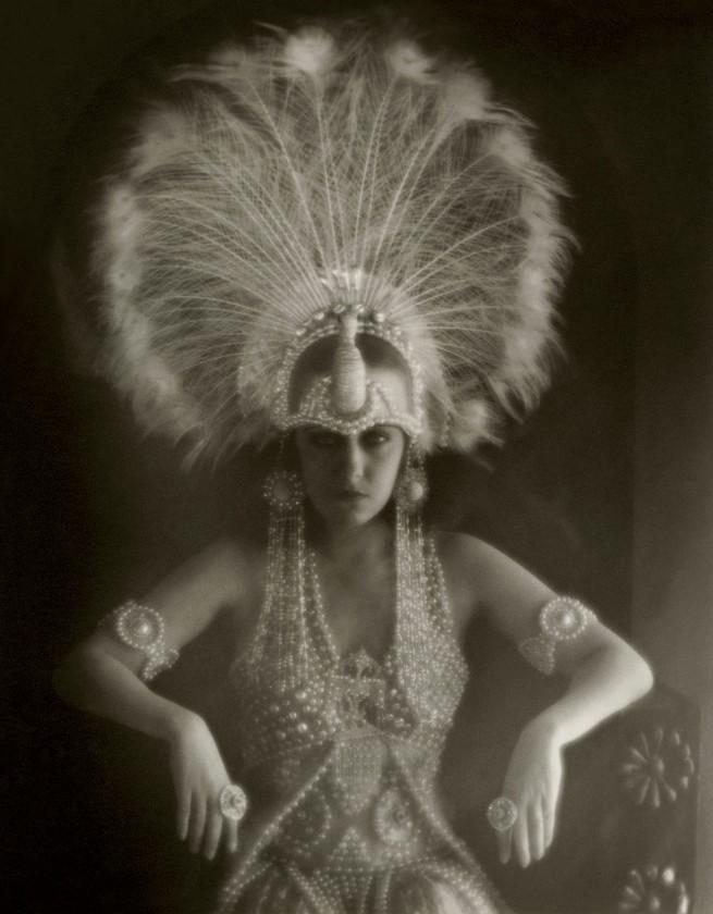 Karl Struss. Gloria Swanson in 'Male and Female' 1919