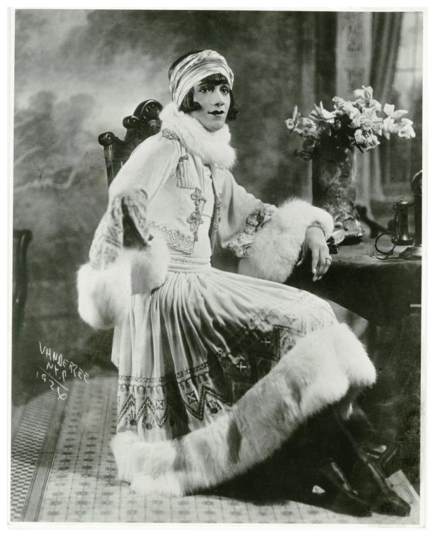 James VanDerZee. 'Beau of the Ball' 1926