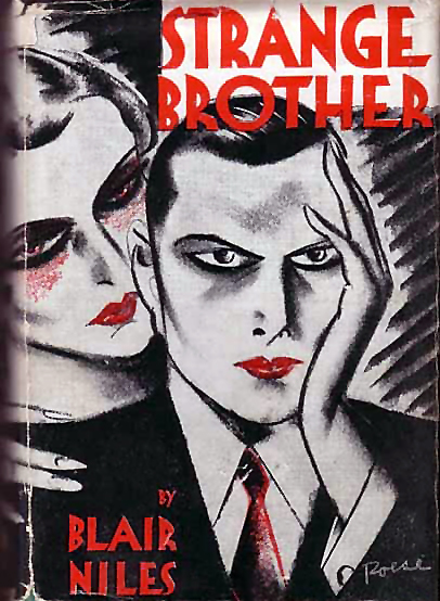 Blair Niles. 'Strange Brother' (Horace Liveright, New York) 1931
