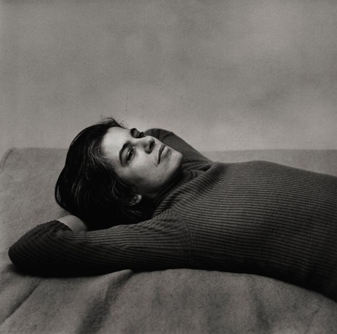 Peter Hujar. 'Susan Sontag' 1975, printed 2014
