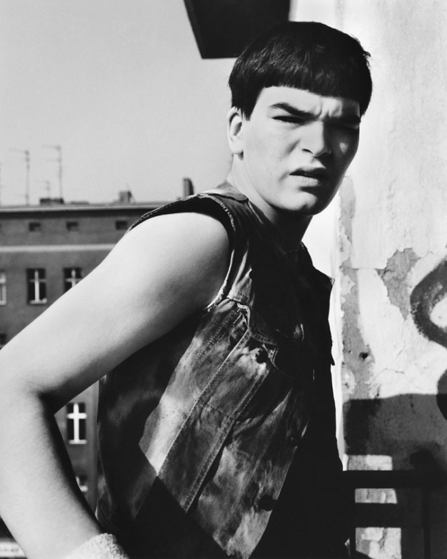 Michael Schmidt. 'Menschenbilder Ausschnite' 1983/97