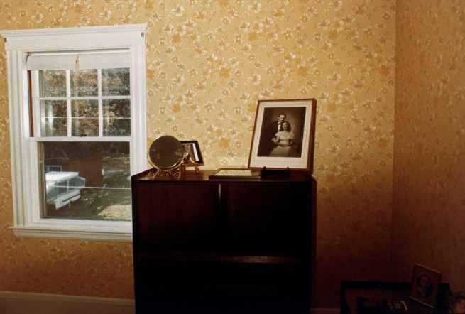 Nan Goldin (American, born 1953) 'The Parents' Wedding Photo, Swampscott, Massachusetts' 1985