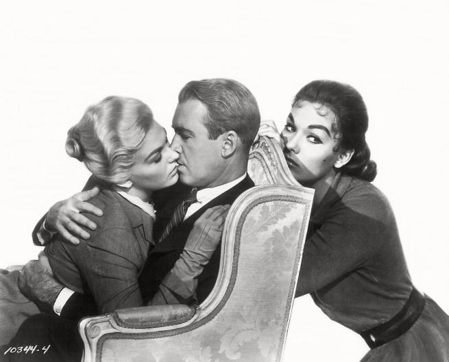 Anonymous. Still from the film 'Vertigo, Judy behind Madeleine' 1957/58