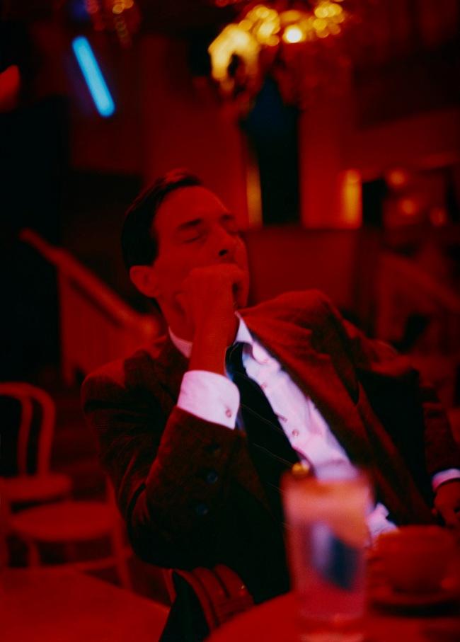 Volker Heinze. 'Bill Eggleston' 1985