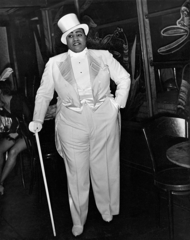 Sterling Paige. 'Gladys Bentley at the Ubangi Club in Harlem' early 1930s