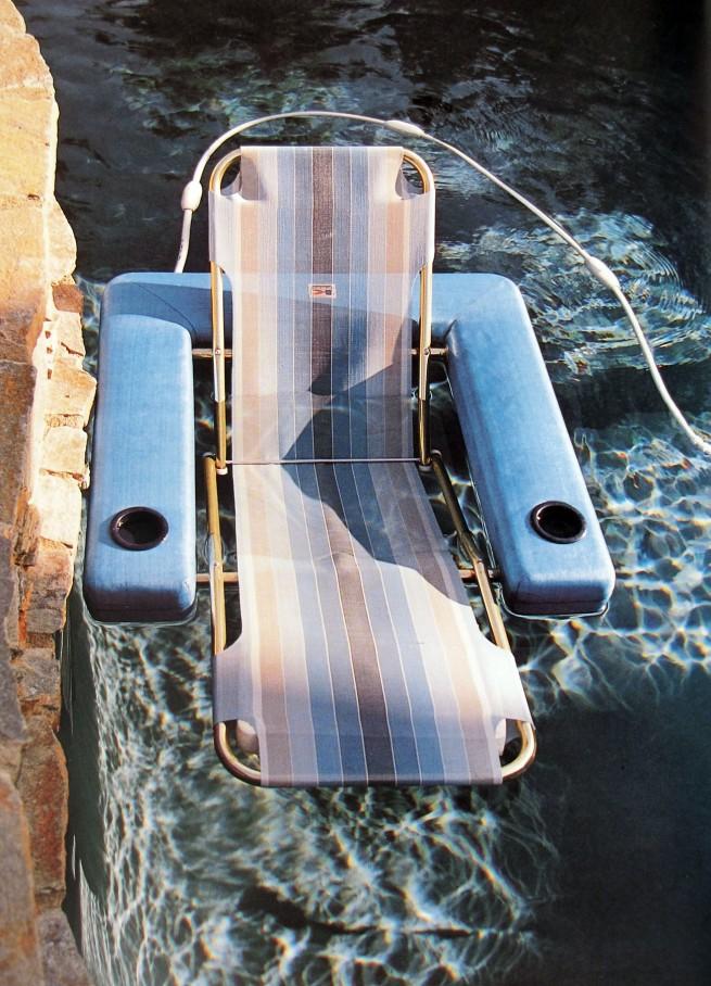 Wilmar Koenig. 'Floating Chair' 1984