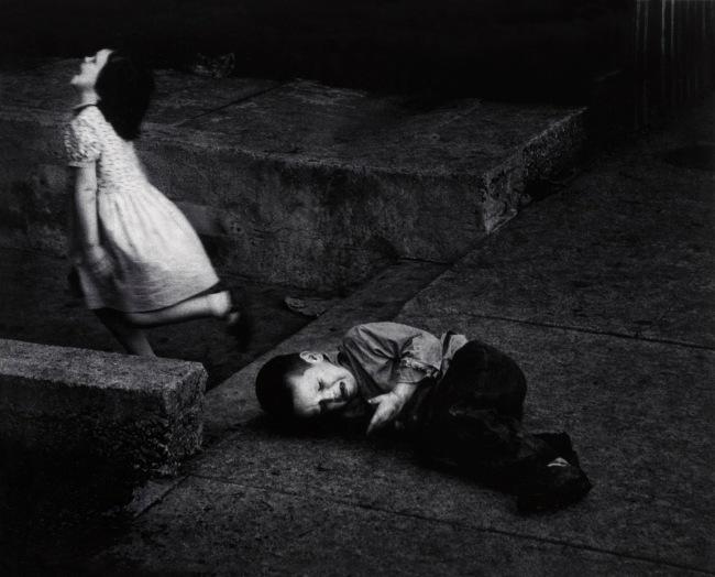 Dave Heath, (Canadian, born United States, 1931-2016) 'Vengeful Sister, Chicago' 1956