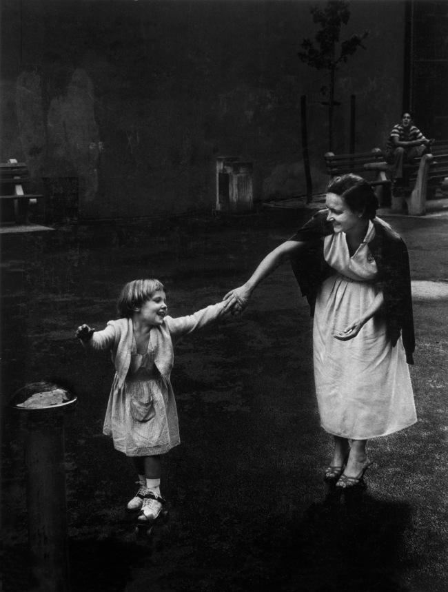 Dave Heath, (Canadian, born United States, 1931-2016) 'Greenwich Village, New York City' 1957