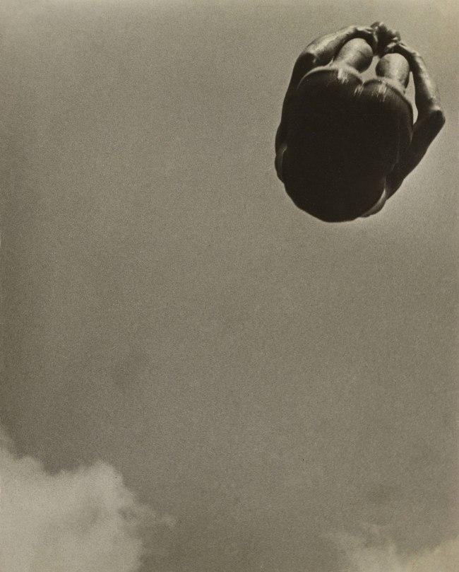 Aleksandr Rodchenko. 'Dive' 1934