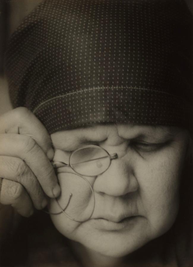 Aleksandr Rodchenko. 'Mother' 1924