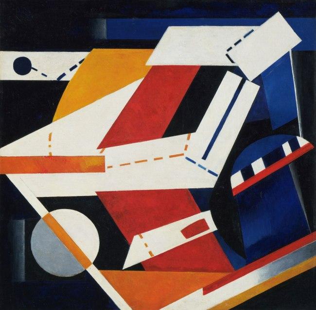 Alexandra Exter. 'Construction' 1922-23