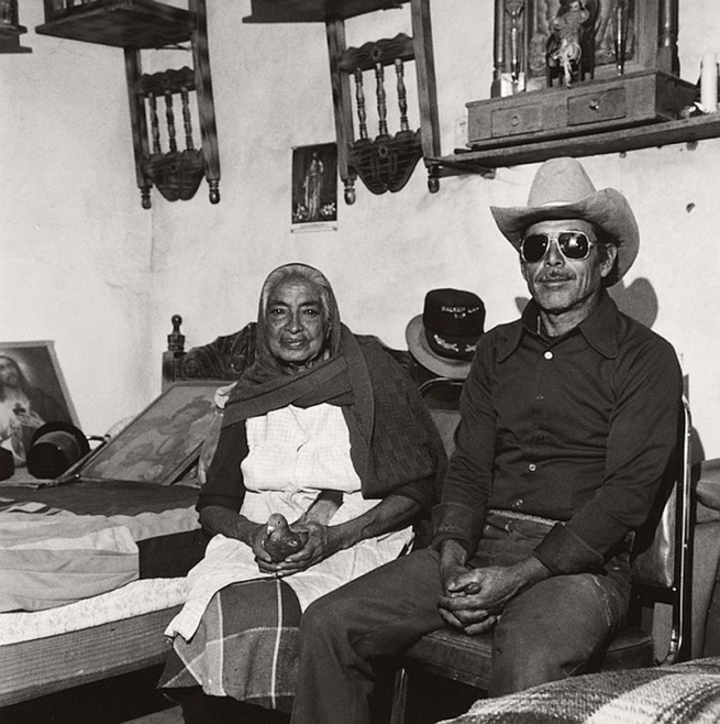 Milton Rogovin (1909-2011) 'Untitled' from the series 'Family of Miners: Mexico' 1988