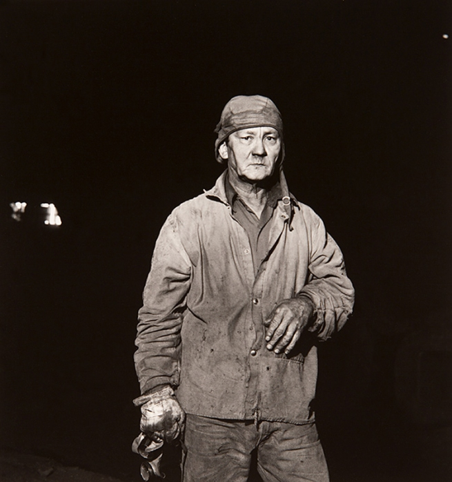 Milton Rogovin (1909-2011) 'Untitled' from the series 'Working People: Shenango' 1978-1981