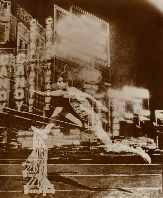 El Lissitzky (Russian, 1890-1941) 'Record' 1926