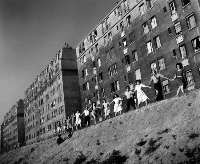 Robert Doisneau. 'Les 20 ans de Josette' 1947
