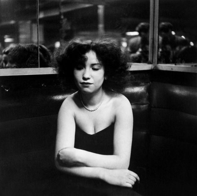 Robert Doisneau. 'Mademoiselle Anita' 1951
