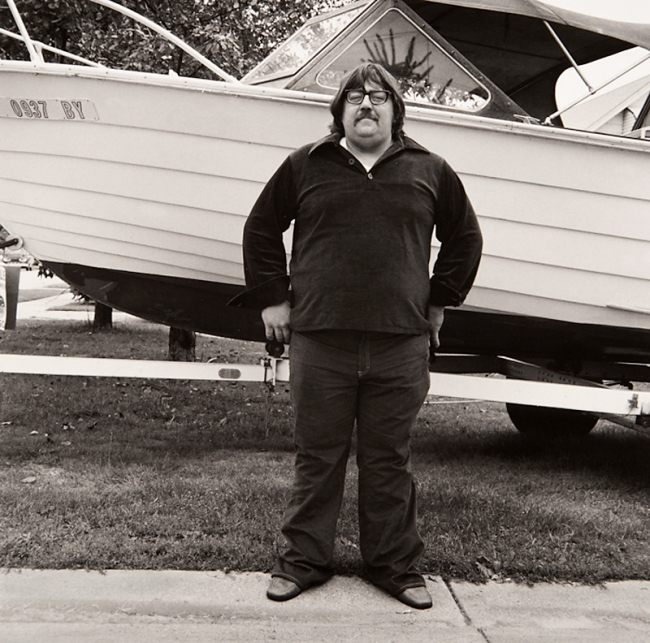 Milton Rogovin (1909-2011) 'Untitled' from the series 'Working People: Atlas Steel, Frank Andrzewski' 1978-79