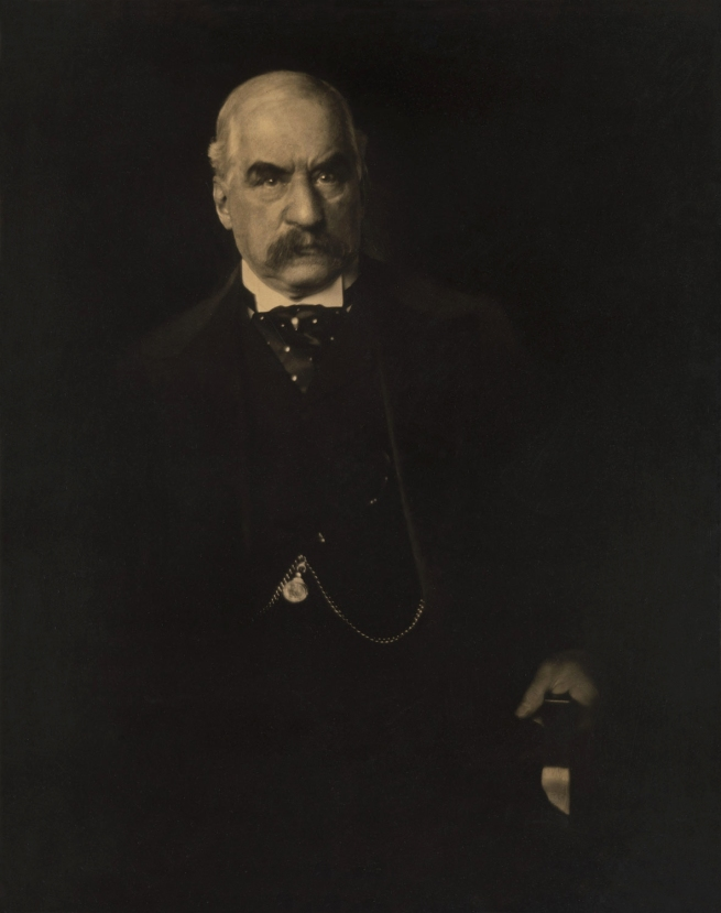 Edward Steichen (1879-1973) 'J. Pierpont Morgan, Esq.' 1903