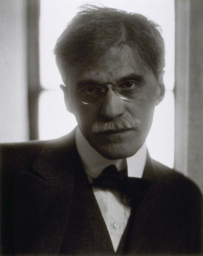 Edward Steichen (1879-1973) Alfred 'Stieglitz' 1915; printed 1982