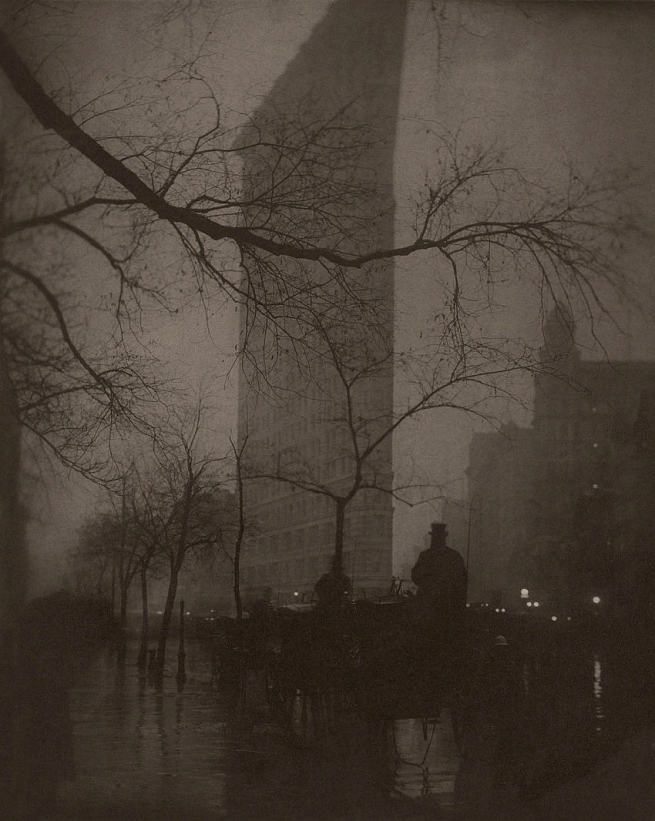 Edward Steichen (1879-1973) 'The Flatiron' 1904