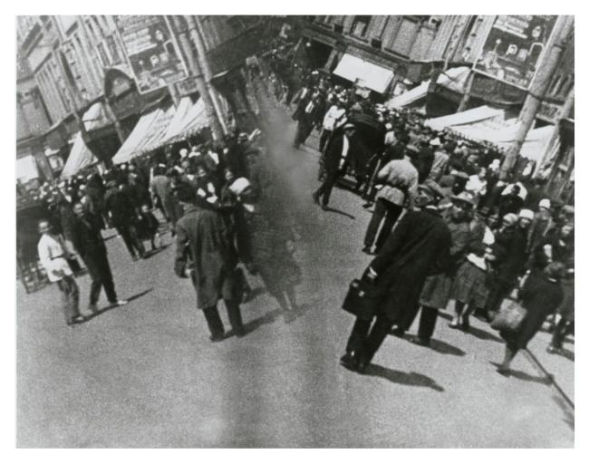 Dziga Vertov (Russian, 1895-1954) 'The Man with the Movie Camera' 1929