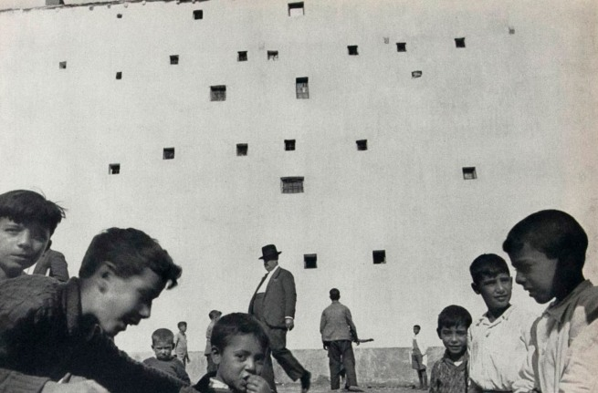 Henri Cartier-Bresson. 'Spain and Spanish Morocco, 1933' (detail)