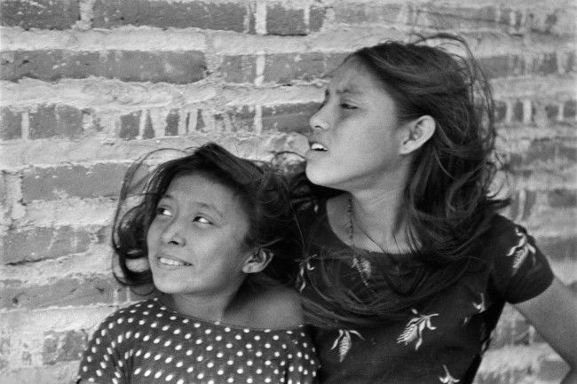Henri Cartier-Bresson. 'Tehuantepec, Mexique, 1934'