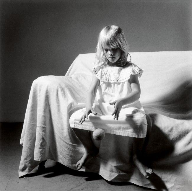 Peter Hujar. 'Chloe Finch' 1981