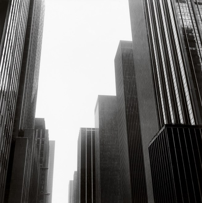 Peter Hujar. 'New York: Sixth Avenue (1)' 1976