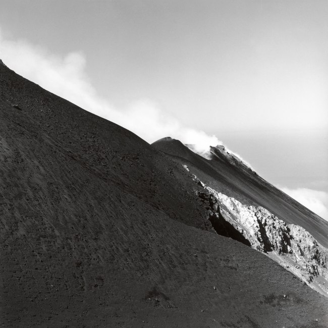 Peter Hujar. 'Stromboli' 1963