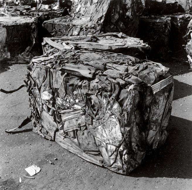 Peter Hujar. 'Steel Ruins 13' 1976