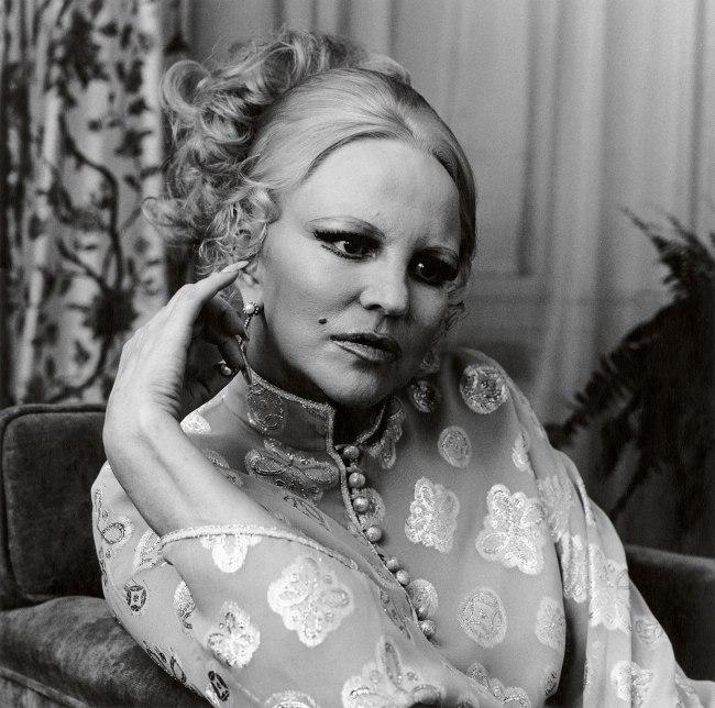 Peter Hujar. 'Peggy Lee' 1974