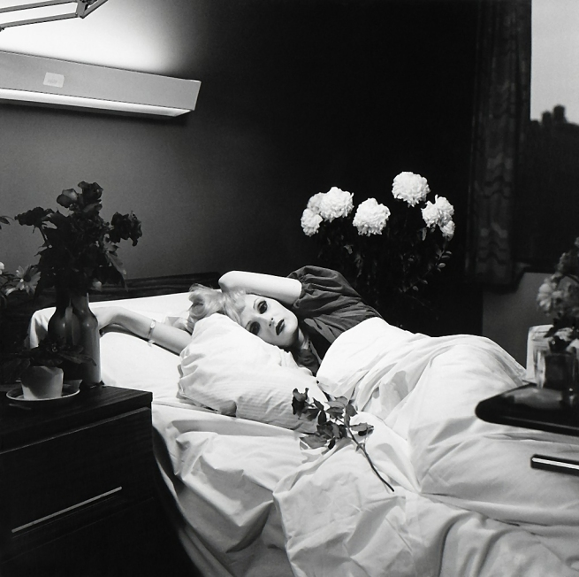 Peter Hujar. 'Candy Darling on Her Deathbed' 1973