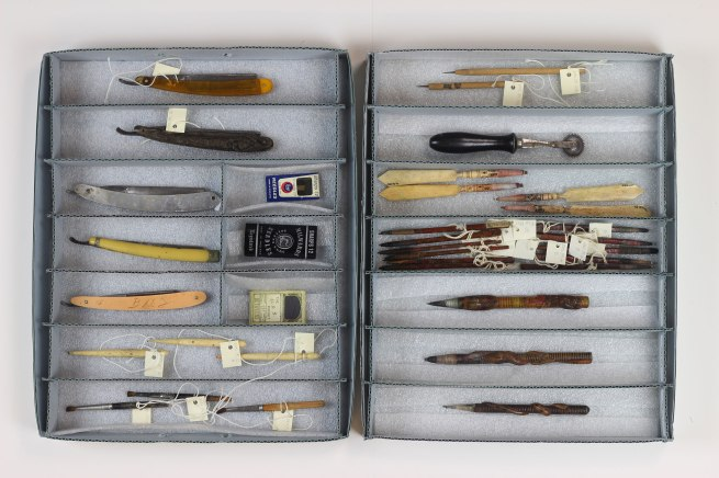'Tattooing Tools' c. 1900-1940