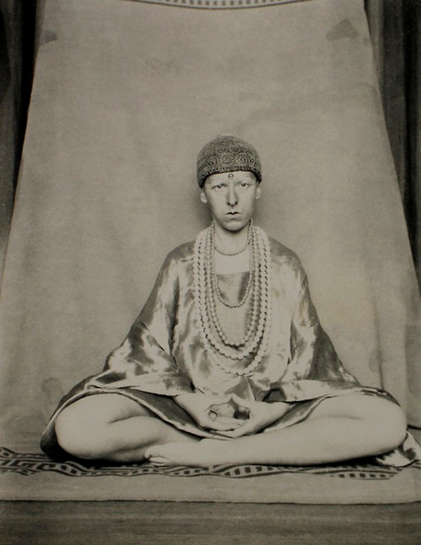 Claude Cahun. 'Self-Portrait' 1927