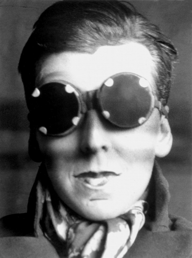 Claude Cahun. 'Self-portrait' 1929