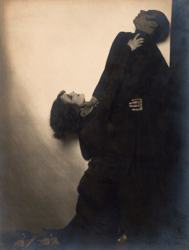 Dora Kallmus, Arthur Benda. 'Anita Berber and Sebastian Droste in their dance Märtyrer [Martyrs]' 1922