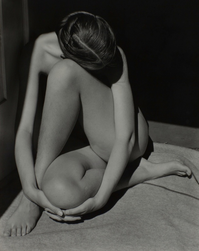 Edward Weston. 'Nude' 1936