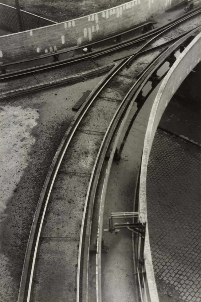 Germaine Krull (Dutch, born Germany. 1897-1985) 'Rails' c. 1927