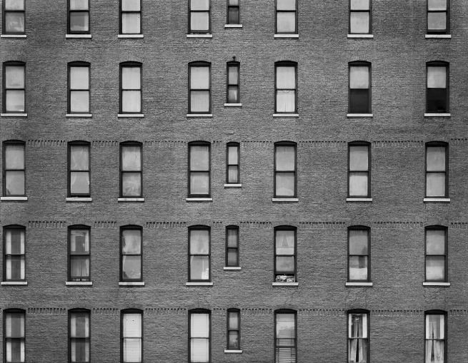 Harry Callahan (American, 1912-1999) 'Chicago' c. 1949