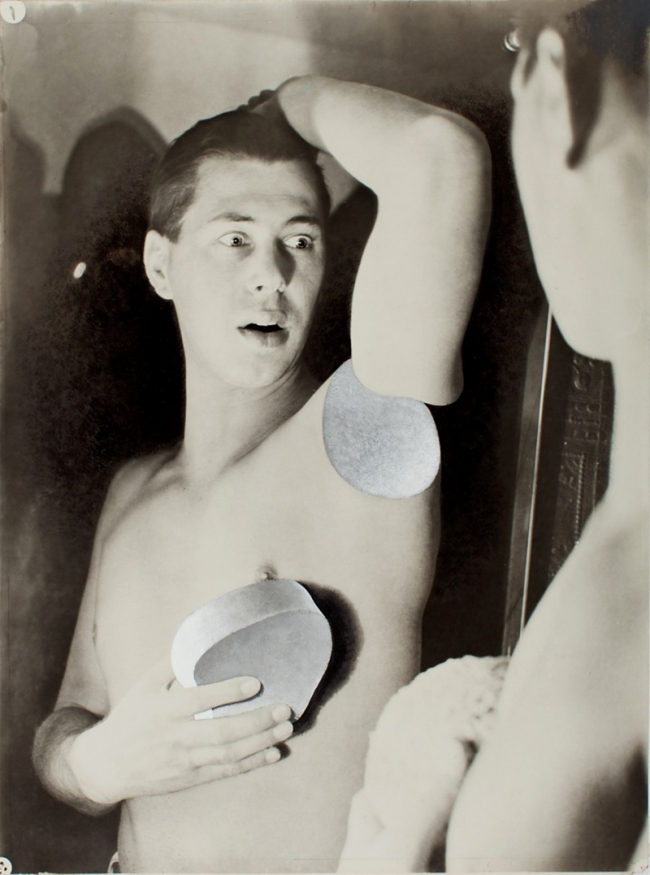 Herbert Bayer. 'Self-Portrait' 1932